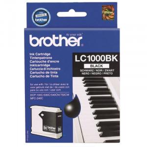 Картридж BROTHER LC1000BK черный