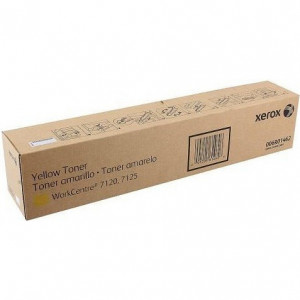006R01462 Тонер XEROX WC 7120 желтый DIL