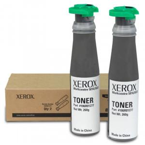 106R01277 Тонер картридж XEROX WC 5016/5020 106R01277 (2 шт/уп) оригинал  CNL