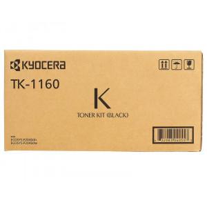 Тонер Картридж Kyocera TK-1160 для P2040dn/P2040dw, 7200стр., оригинал, арт. 1T02RY0NL0